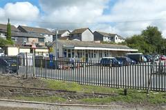 20150625 015 Liskeard. Looe Branch Station Building, Platform (15038) Tags: building station buildings br trains railways britishrail liskeard looebranch