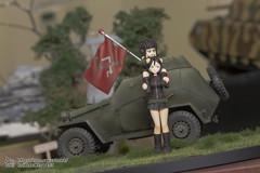 GuP_mc-354 () Tags: model figure volks  plasticmodel  gup    girlsundpanzer