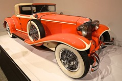 1930 Cord L-29 Cabriolet (Bill Jacomet) Tags: 30 museum cord texas steel tx fine arts houston sculpted mfah 1930 cabriolet in 2016 l29 of