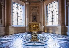 France - Paris - Hotel des Invalides - Napoleons Tomb - HDR - 09 (Redstone Hill) Tags: paris france ledefrance invalides napoleon hdr topaz hoteldesinvalides napoleonstomb hotelinvalides 500px topazadjust topazdenoise mergeto32bithdr paris2016 cubaandparis2016