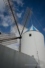 Sant Luis, Menorca (Digidiverdave) Tags: balearics davidhenshaw menorca santlluis spain henshawphotography henshawphotographycom landscapes windmill