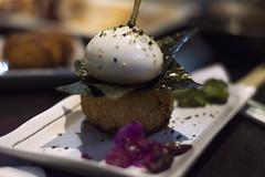 Egg on Top (ISAMLIU) Tags: food seaweed dinner japanese foods rice egg eggs dinners