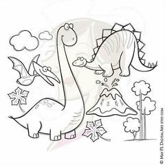 Complete set of whimsy Pterodactyl Stegosaurus Brachiosaurus Dinosaur Digistamp Clipart #Whimsy #dinosaurs #prehistoric #cute #drawing #artist #teacher #teachersofinstagram #teaching #teach #schoolday #schooltime  #backtoschool #scrapbooking #Stegosaurus (maypldigitalart) Tags: cute scrapbooking whimsy artist dinosaur drawing teacher clipart teaching prehistoric teach stegosaurus dinosaurs backtoschool pterodactyl schoolday brachiosaurus schooltime digistamp teachersofinstagram