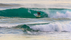 Autumn Surfing at Woolamai (andrewOZimages) Tags: ocean sea water outside outdoors surf waves action surfing foam surfers