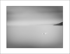 Regreso a Itaca / Return to Ithaca (tmuriel67) Tags: seascape abstract blancoynegro monochrome boats outdoors mar blackwhite conceptual