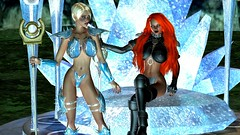 ADD Coralys Vixen 03 (coralys3) Tags: amazon wizard spell add mage vixen sorcerer vengeance sorcire amazonwoman amazonwarrior coralys