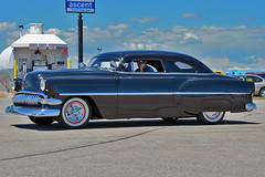 1954 Chevy 2 door sedan (skyhawkpc) Tags: copyright chevrolet sedan nikon colorado 1954 chevy co custom watkins carshow allrightsreserved ftg 2016 2door frontrangeairport kftg garyverver