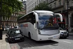 FJ09 DXA (markkirk85) Tags: london bus buses scania k340eb4 caetano levante ambassador travel national express new great yarmouth 72009 206 fj09 dxa fj09dxa