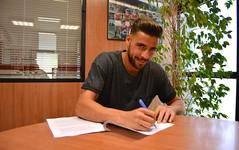 Xavi Molina renova per dues temporades