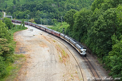 NS 951 (K Beeler Rail Photography) Tags: railroad train ns railway oakdale ocs norfolksouthern emd f7b f9a officecarspecial cnotp