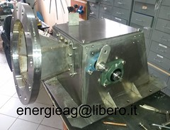 banki (energieag) Tags: turbina low head banki cros flow pelton kaplan francis hig efficiency