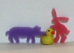 Bert 163/366 (zamburak) Tags: yellow duck bert safari sponge duckies oneobject365daysproject goodluckminis