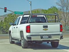 Chevy Silverado 6-17-16 (Photo Nut 2011) Tags: sandiego california truck chevy silverado chevrolet 4sranch