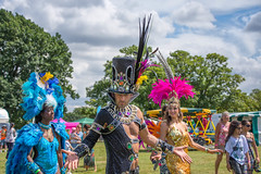 Wanstead Festival (cuppyuppycake) Tags: england london up hat festival happy costume nikon dress dancing outdoor wanstead 2016 d7200