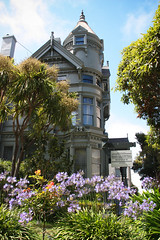 Haas-Lilienthal House (sottolestelle) Tags: californie california usa sanfrancisco haaslilienthalhouse haaslilienthal sfheritage sanfranciscoheritage victorianhouse
