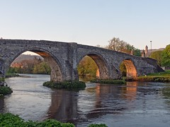 Stirling Old Bridge (penlea1954) Tags: old bridge men english robert stone river wooden stirling piers hamilton battle william stevenson forth wallace rebellion hang customs wallaces gallows archbishop burgh highlanders jacobite