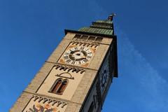 Enns - Austria (Been Around) Tags: tower austria sterreich europa europe travellers eu turm obersterreich europeanunion enns 2014 o  hauptplatz upperaustria stadtturm img3160 onlyyourbestshots thisphotorocks expressyourselfaward flickrunitedaward