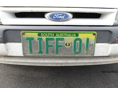 TIFF 01 (RS 1990) Tags: ford july licenseplate falcon adelaide southaustralia numberplate 2016 tiff01