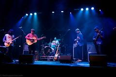 Treetop Flyers-19 (redrospective) Tags: blue music london musicians photography concert guitar live band instruments guitarist dryice electricguitar spotlights 2016 sambeer brooklynbowl treetopflyers reidmorrison 20160621