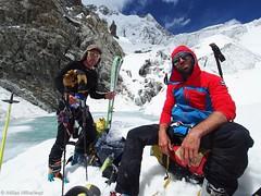 049-Amb el Yannick (Hlias Millerioux) (ferran_latorre) Tags: nangaparbat pakistan esqudemuntanya alpinism alpinisme ferranlatorre cat14x8000 expedition