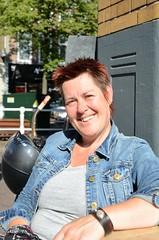Eveline - Strangers #004/100 (frankvanroon) Tags: 004 100strangers 100 woman people strangers stranger portrait faces face nikon d7000 netherlands