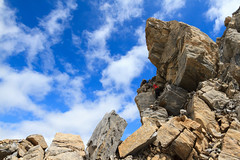 Blocchi e Cataste (Roveclimb) Tags: sky mountain alps climb suisse hiking crest ridge climbing ciel cielo mountaineering alpinismo svizzera alpi montagna klettern arrampicata cresta alpinism scalare arete splugen spluga scalata arista escursionismo suretta graubunden grigioni seehorn rothornli surettaluckli