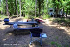 East Side Sullivan Lake Campground (jimgspokane) Tags: camping washingtonstate otw sullivanlake newashingtonstate