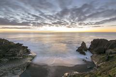 Sunset Cove (Oscar Perry) Tags: west golden bay coast nikon long exposure tokina nz te hapu