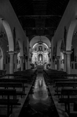 Creencias. 4/6 (Loida CriadoMore) Tags: bw white black building architecture ancient churches modernism belief middle baroque ages sanctuary loidacriadomore