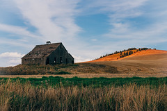 Sweet Song Of Summer (Pedalhead'71) Tags: whitman county washington landscape sunset abandoned garfield unitedstates us barn ladow butte