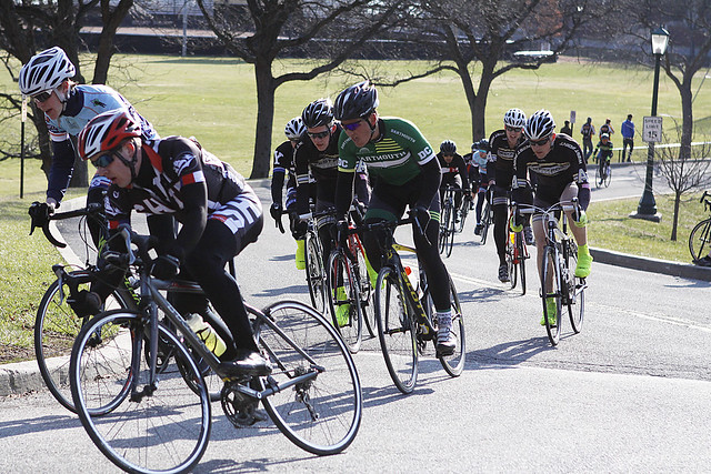 Army Spring Classic Bike Race