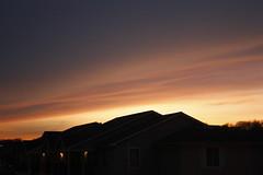 068/365 [2015] :: Sunset (Sarah @ TM2TS) Tags: sunset skyline canon kansas canonrebel topeka canoneos day68 topekaks elmont rebelxs canoneosrebelxs eosrebelxs eos1000d day68365 365the2015edition 3652015 9mar15