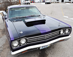 """1969 Plymouth Road Runner • <a style=""""font-size:0.8em;"""" href=""""http://www.flickr.com/photos/85572005@N00/16618767059/"""" target=""""_blank"""">View on Flickr</a>"""