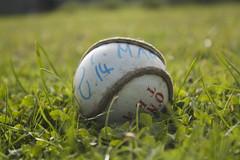 An Sliotar (tiki.thing) Tags: ireland irish clover shamrock hurling rosslare stmarys gaa sliotar camogie stmarysrosslare