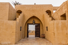 DUBAI  IMG_7946  2015-03-08-Edit (catoledo( Thanks for 200000+ views!)) Tags: camp people architecture dubai desert resort unitedarabemirates 2015