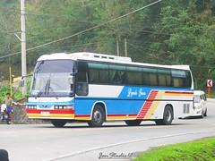 Lizardo Trans Aircon Bus (JanStudio12) Tags: bus buses highway royal via route airconditioned daewoo baguio trans gregory tuba marcos aircon cruiser pinoy cordillera fanatic roxas gl pbf benguet tabuk lizardo pinukpuk janstudio12