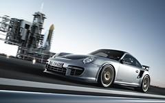 Porsche 911 GT2 RS 2011 года