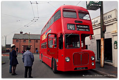 D9 (zweiblumen) Tags: uk england bus dudley westmidlands tipton brierleyhill 245 polariser d9 wednesbury midlandred 5342 blackcountrylivingmuseum canoneos50d bmmo zweiblumen 6342ha wwwbclmcouk