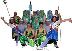Männerballett 2007