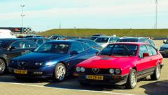 Alfa-Romeo GTV's (peterolthof) Tags: alfa romeo gtv alfaromeo alfaromeogtv alfagtv gvzx66 19dbxp