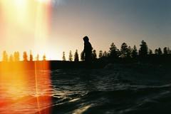 . (Tom Brune) Tags: film sunrise 35mm surf 200 vista agfa