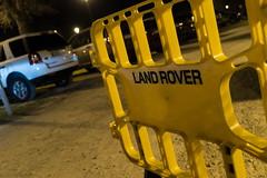 hipódromo de la Zarzuela - Land Rover 169