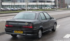 Renault 19 RT 1.8i Chamade 1992 (XBXG) Tags: auto old france holland classic netherlands car amsterdam sedan french automobile nederland voiture renault 1992 frankrijk 19 paysbas rt ancienne franaise chamade r19 renault19 18i flrj05