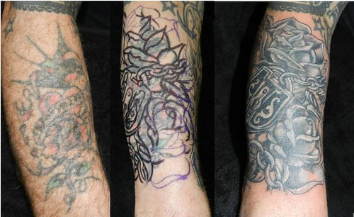 cover up on steve
