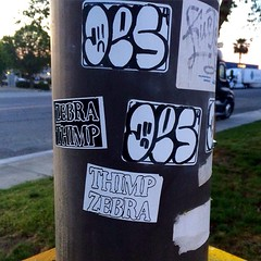 Street stickers 2015 (mcknightpercy) Tags: california street city ohio streets art photography graffiti spring sticker punk flickr walk stickers arts vinyl culture tags des collab zebra usps graff friday adhesive collaboration slaps 2015 zeebra thimp thimpy stickerporn thazeeb