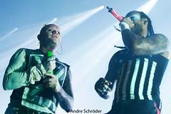 The Prodigy @ HMH (andre schrder) Tags: music netherlands amsterdam concert nikon live gig fullframe fx kindamuzik hmh theprodigy heinekenmusichall tamron2875 gigphotography niksoftware d700 nikond700 andreschrder 10042015 concertswithnikond700