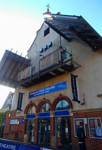 Charles Cryer Theatre, Carshalton, London Borough of Sutton