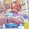 Watching AVENGERS 2 with my best buddies @MarvelStudiosID @MarvelIndonesia #DefeatUltron #Avengers #AgeOfUltronID #Marvel #Geek #Nerd  ----------------------------------------------  When Tony Stark tries to jumpstart a dormant peacekeeping program, thing