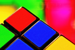 Rubik Cube (WilliamND4) Tags: color colors toy nikon colorful rubic cube d750 nikond750