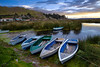 Fishing Boats At Lakeside, Lake Titicaca, Puno, Peru, South America :: 0.6S GND Lee Filter (:: Artie | Photography :: Travel ~ Oct) Tags: sunset lake peru laketiticaca titicaca southamerica water canon buildings boats boat fisherman fishermen lakeside filter lee andes mountainlake peruvian puno artie fishermanboat 1635mm gnd f28l 06s graduatedneutraldensity fishermanboats 5dmarkiii 5dm3